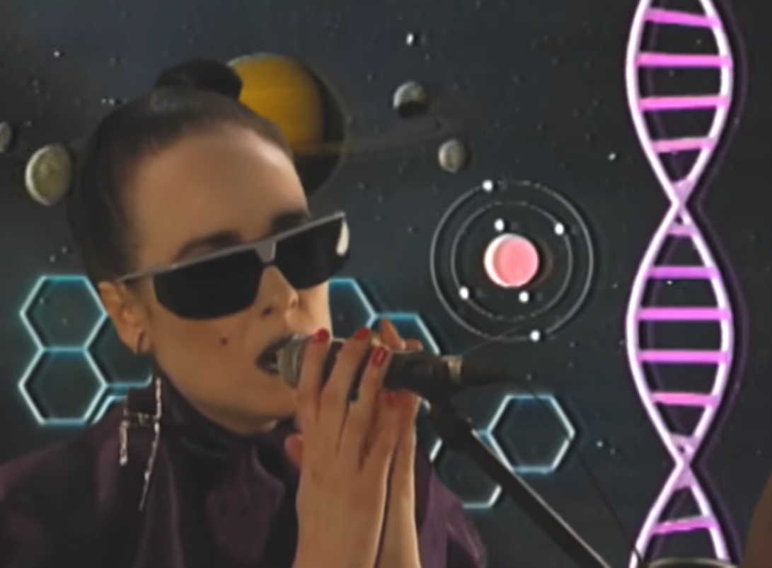 Allie X Science Analogue director